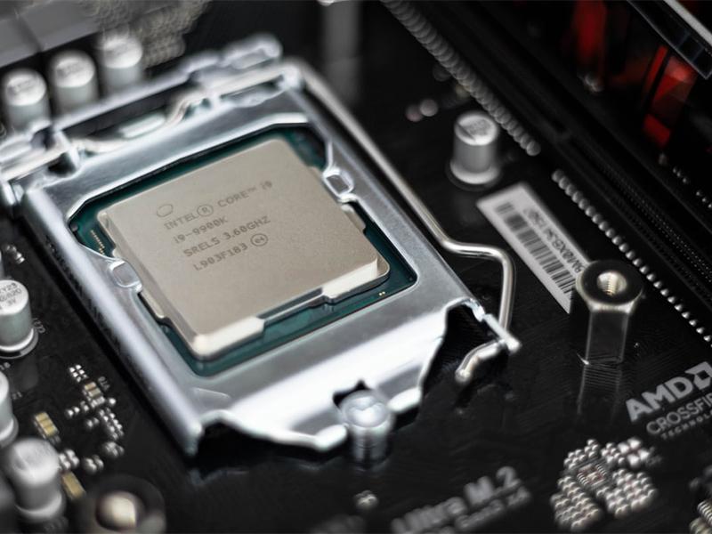 آشنایی با سخت افزار کامپیوتر-CPU
